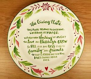 Tucson The Giving Plate
