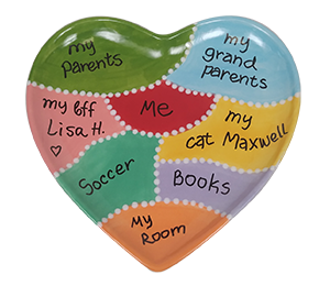 Tucson Map Of My Heart