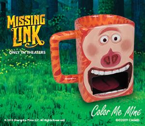 Tucson Mr. Link Mug