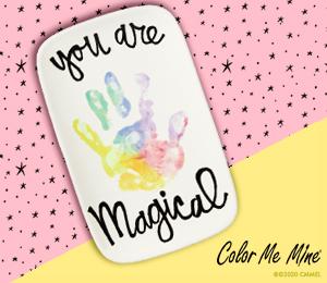 Tucson Rainbow Hand-print