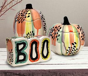 Tucson Drippy Pumpkin Box