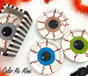 Tucson Eyeball Coasters