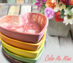 Tucson Candy Heart Bowls