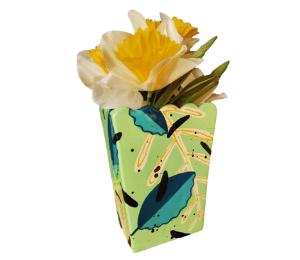 Tucson Leafy Vase