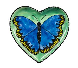 Tucson Butterfly Plate