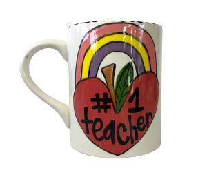 Tucson Rainbow Apple Mug