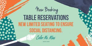 Reservations Suggested